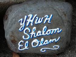 YHWH, Shalom, El Olam
