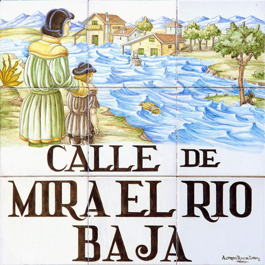 Calle de Mira el Río Baja