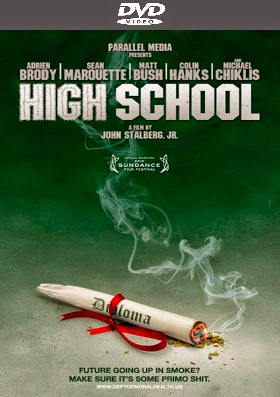 High School [2010] [Latino] [DVD Full]
