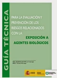 Riesgos biologicos, evaluacion