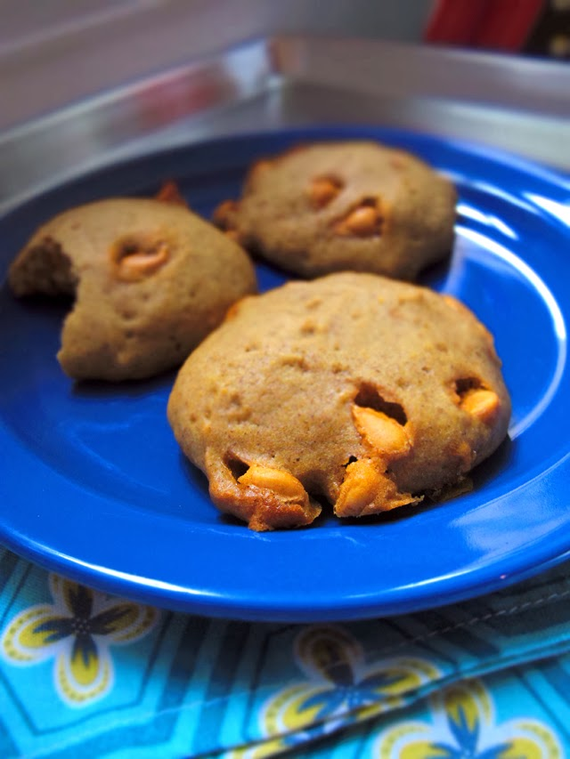 meadows cooks healthy recipes: pumpkin cookies with ...