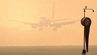 Tiga lapangan terbang ditutup akibat jerebu