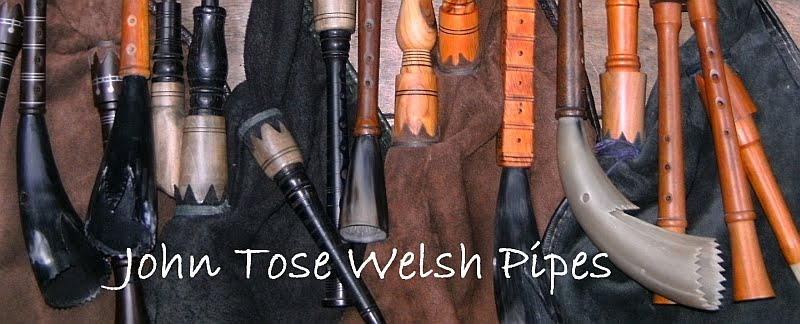 John Tose Welsh Pipes
