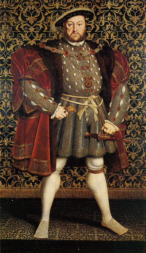 a history of the reign of henry viii Henry viii (28 june 1491 henry viii's history and body morphology may have been the result of traumatic brain during henry's reign the revenues of.