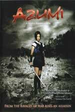 Azumi (2003) DVDRip Subtitulados