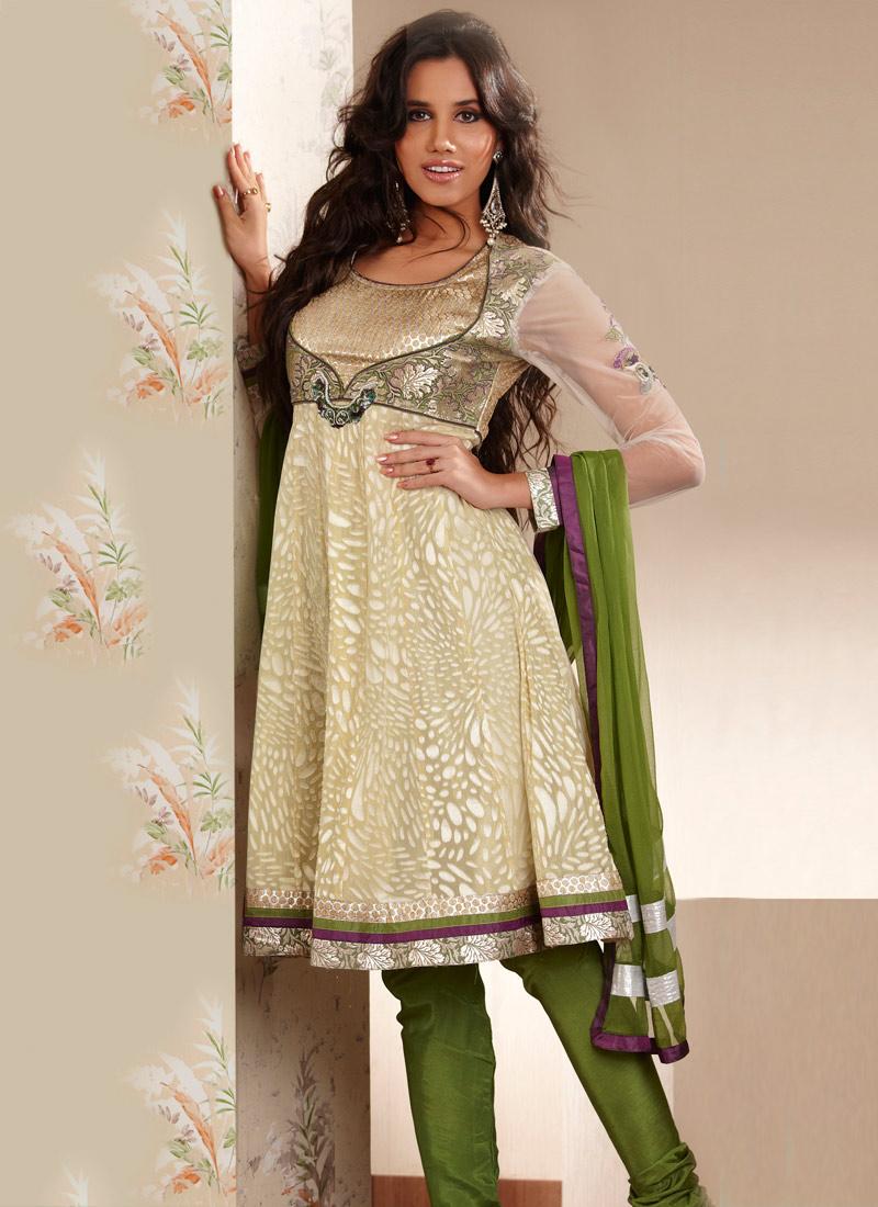 New Designs Anarkali Dress