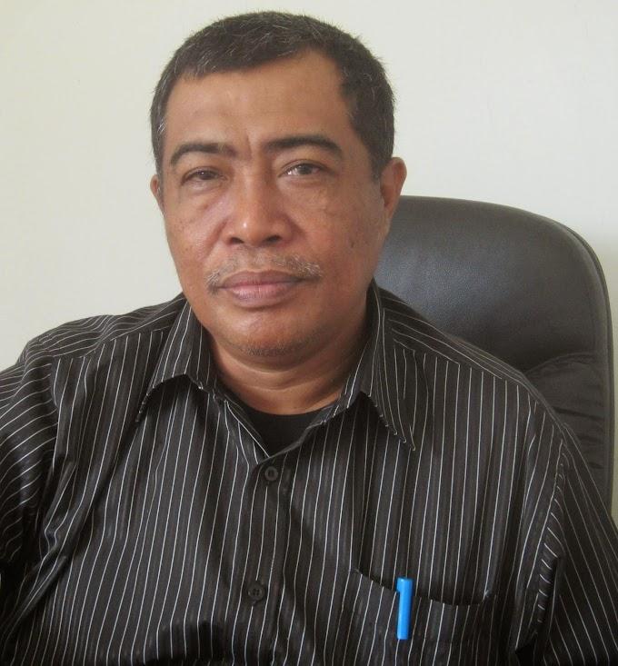 Rusli Arif dipercaya pimpin UPT Pasar Sukatani