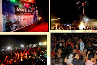 Bollywood Night - Royal New Year Party In Thane