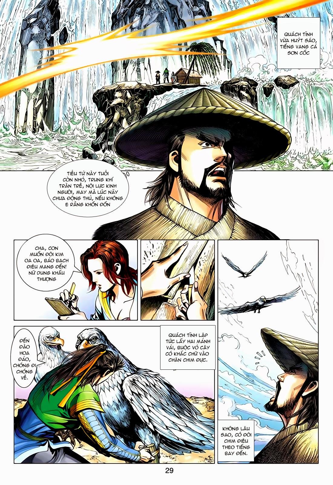 xem truyen moi - Anh Hùng Xạ Điêu - Chapter 71: Tầm Y