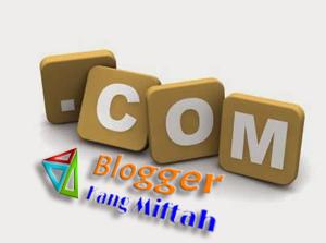 Kapan Waktunya Ganti Domain TLD di Blogspot-blog kang miftah