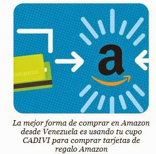 Amazon Venezuela (2018) AQUI OFERTAS de 50% o MAS!