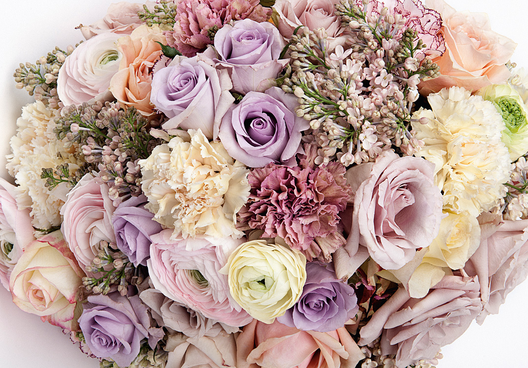A Silk Flower Depot Blog Monday Morning Inspiration Pastel Hue