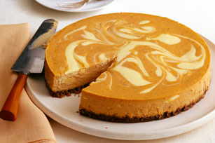 National Pumpkin Cheesecake Day | Garden County Cooking