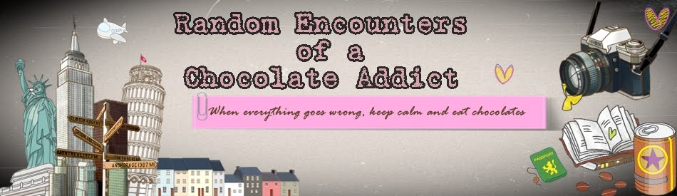 Random Encounters of a Chocolate Addict