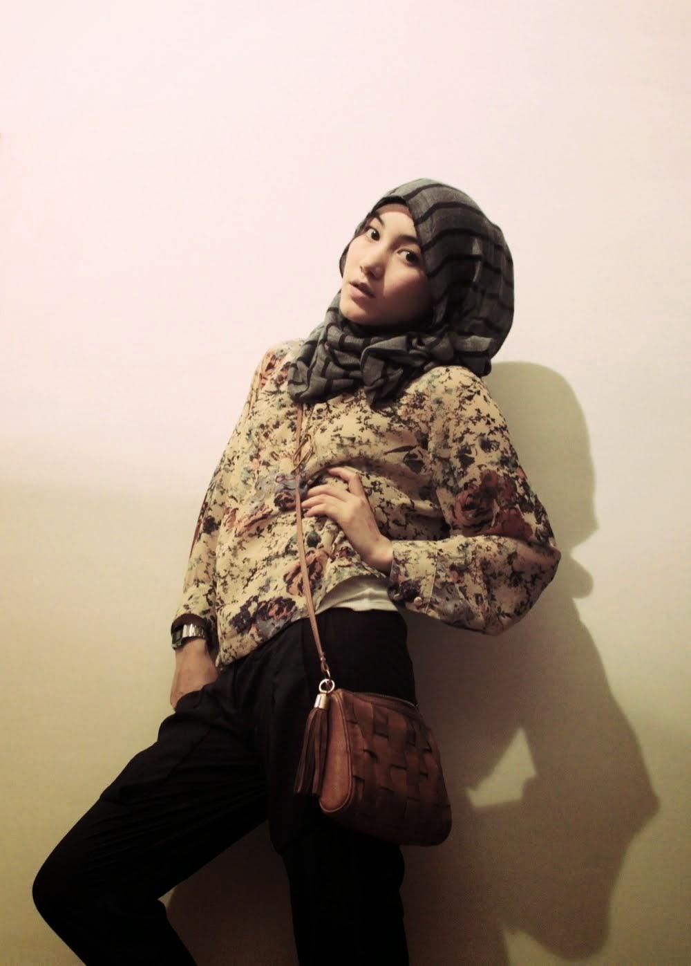 Hana Tajima 39 S Hijab Collection