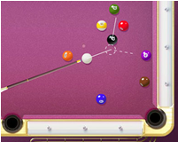 Game bida lỗ, chơi game đánh bida tại GameVui.biz