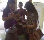 Acara Jamu Godog di Pendopo BUPATI Karanganyar akhir tahun 2012