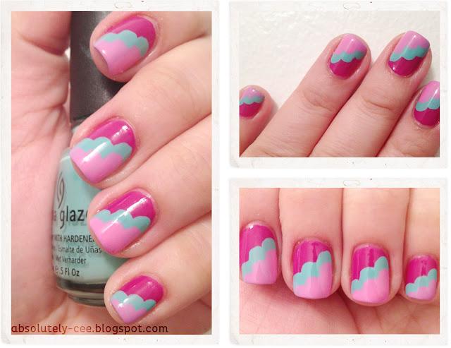 Wet n Wild, China Glaze, Essie Cloud Nails