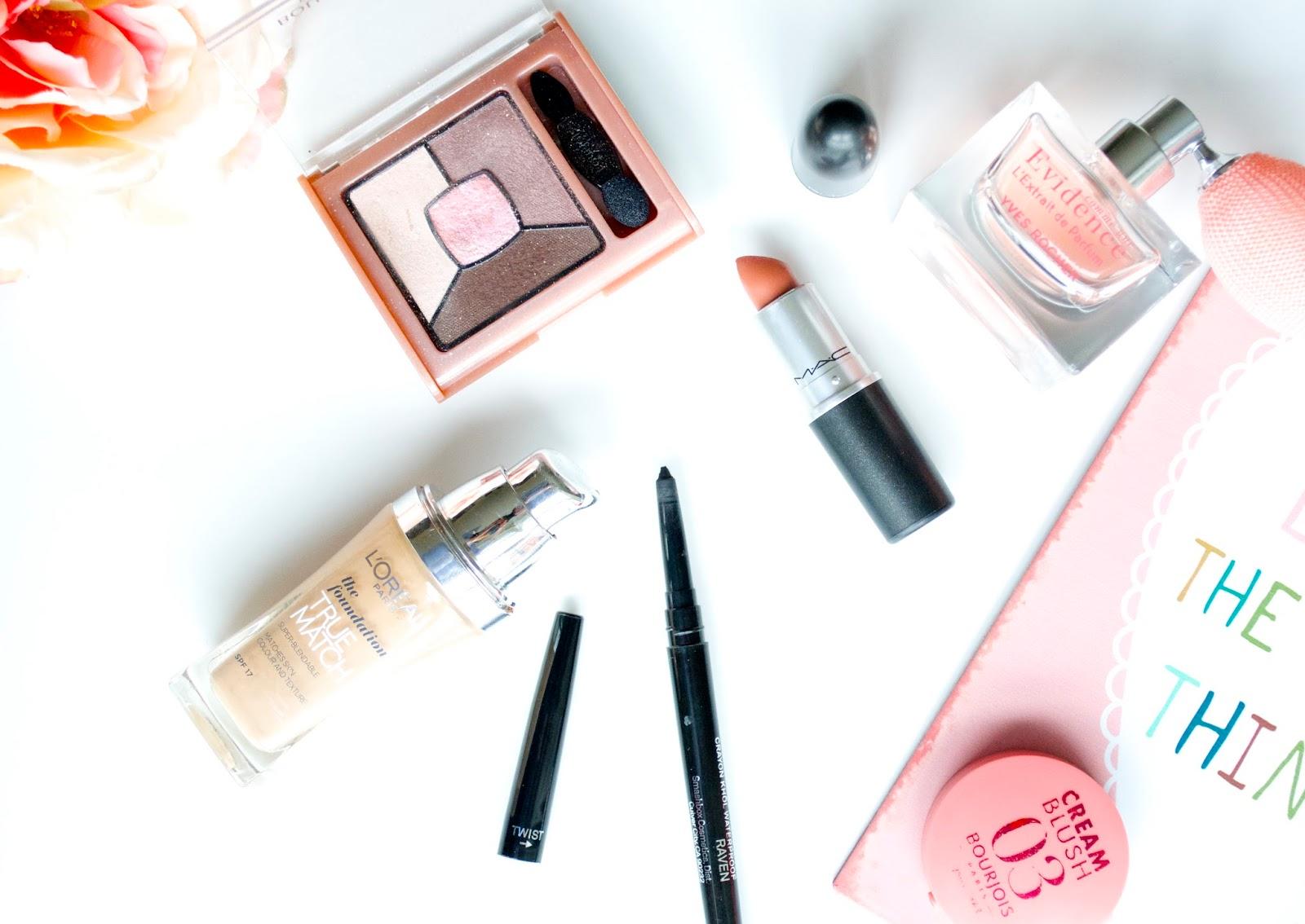 The Spring Essentials - My Top Beauty Picks, Bourjois, Smashbox, Mac Honeylove, L'Oreal True Match, Yves Rocher