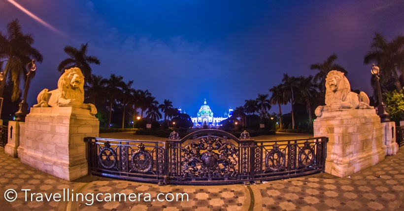 Victoria Memorial Kolkata 39 S Mammoth Marble Structure West Bengal India Photo Journey