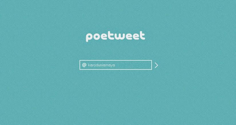 Cara Paling Mudah Membuat Puisi Secara Online