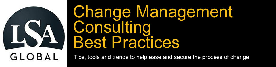 Change Management Consulting Best Practices