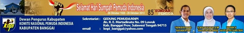 KNPI Kabupaten Banggai