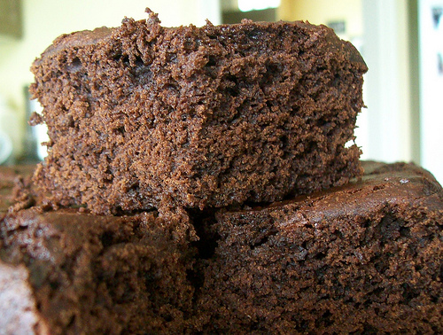 gateau facile dessert rapide cake au chocolat