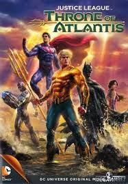 Liga de la justicia: El trono de la Atlántida (2015) [DVDRip] [Latino]