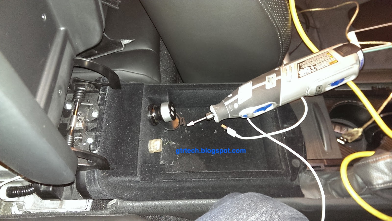 Nissan GT R R35 Technical DIY Blog Upgrading 2009 GT R