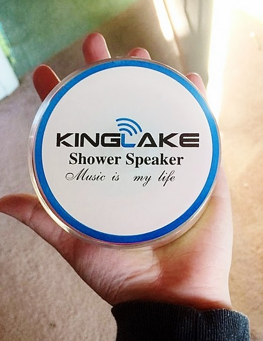 Kinglake Shower Speaker