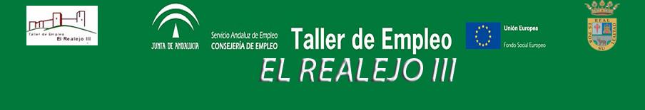 TALLER DE EMPLEO EL REALEJO III