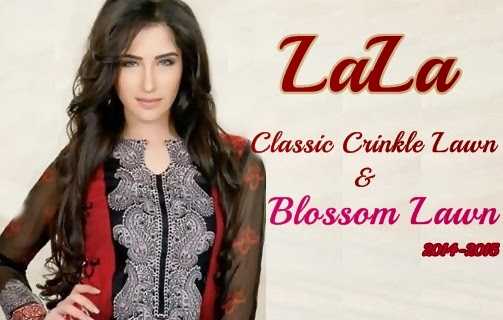 LaLa Blossom Lawn 2014