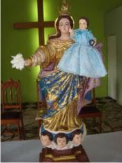 Padroeira de Juazeiro - Nossa Senhora das Grotas