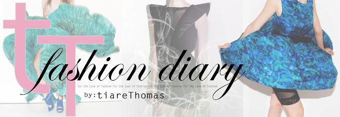 Tiare Thomas Fashion Stylist