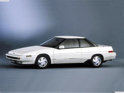 Subaru XT, Subaru SVX
