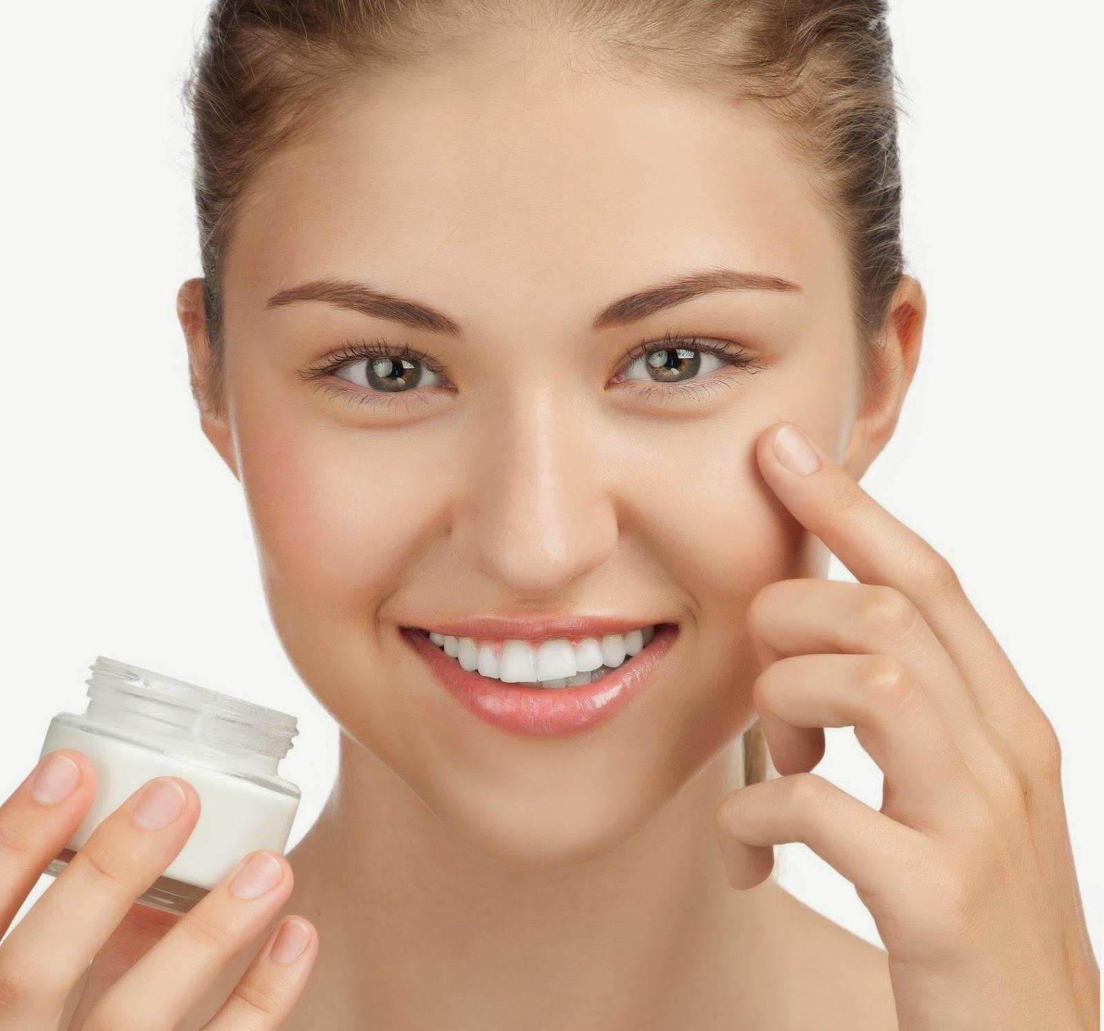 cream pemutih wajah alami tanpa efek samping