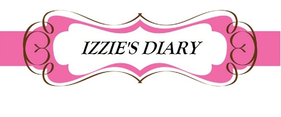 IZZIE'S DIARY
