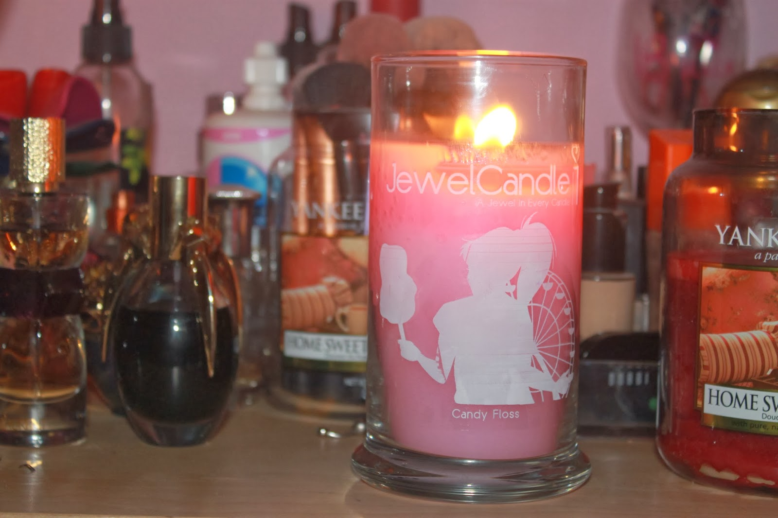 what abby loves jewel candle review. Black Bedroom Furniture Sets. Home Design Ideas