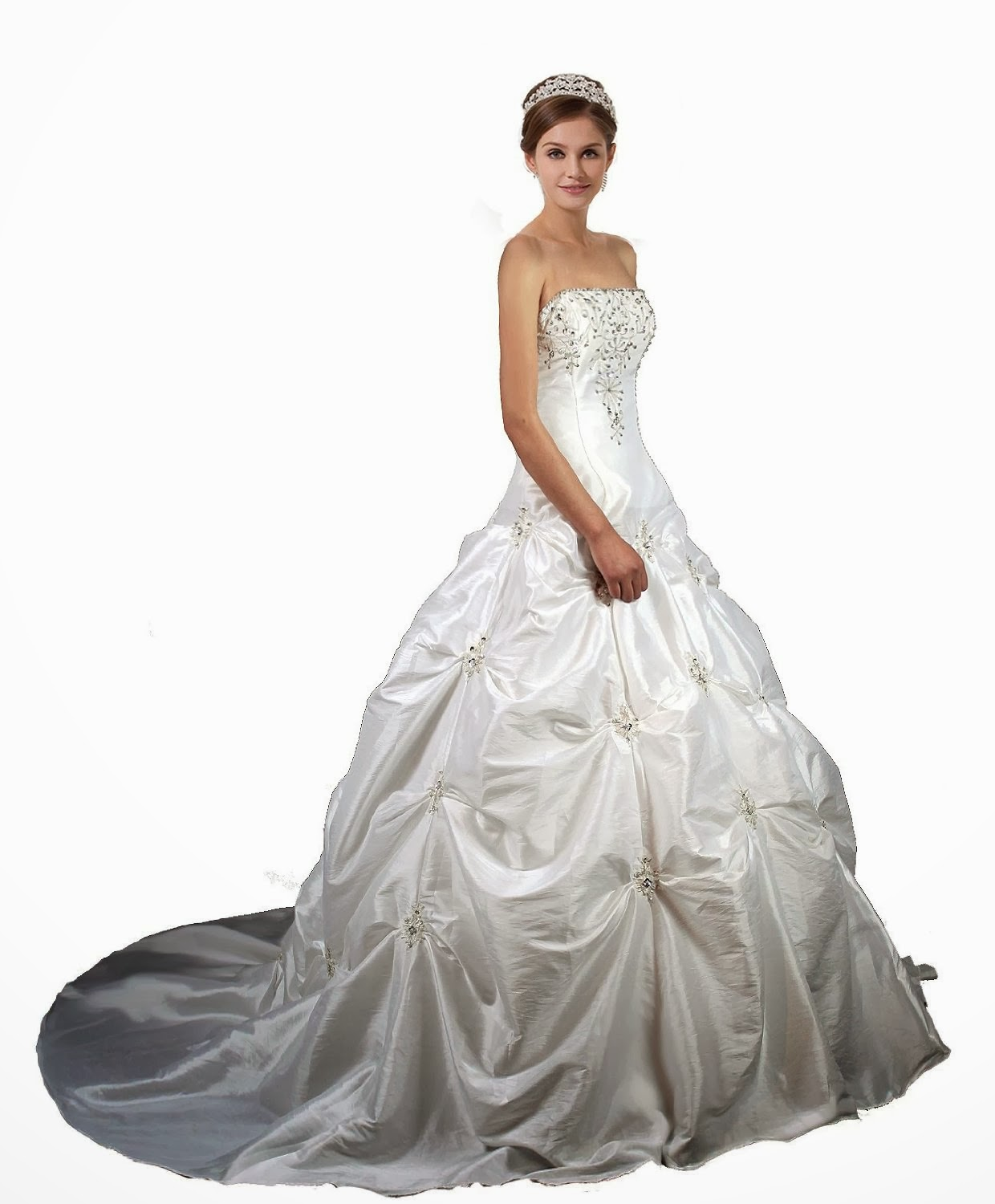Affordable Wedding Dresses: Inexpensive Wedding Dresses, An Affordable Luxury For The