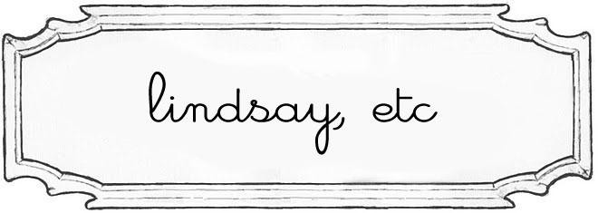 lindsay, etc.