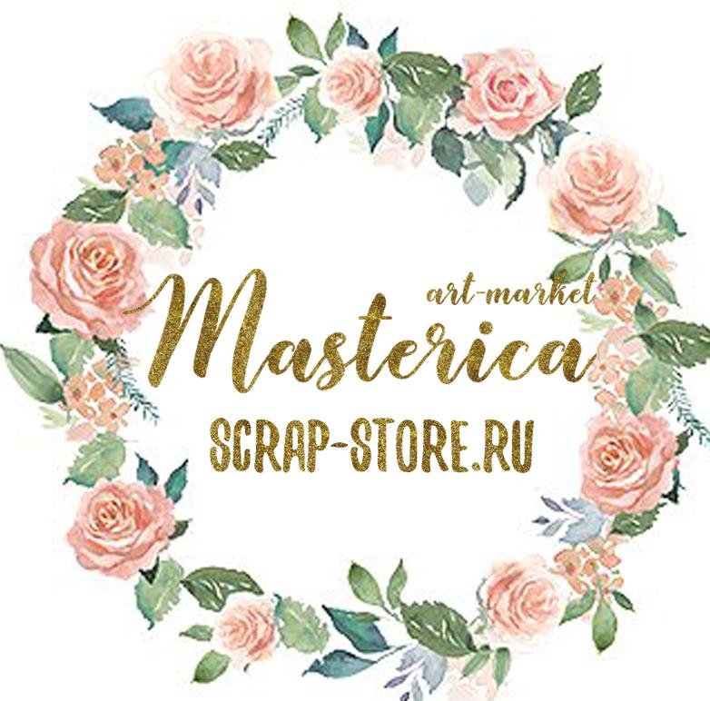скрап-магазин Арт-маркет Мастерица