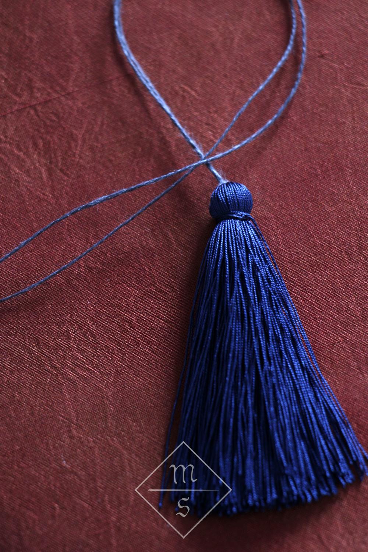 Medieval Silkwork Tassels Amp Co How To Do A Basic Tassel