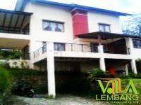 Villa Istana Bunga Lembang Blok I No.1