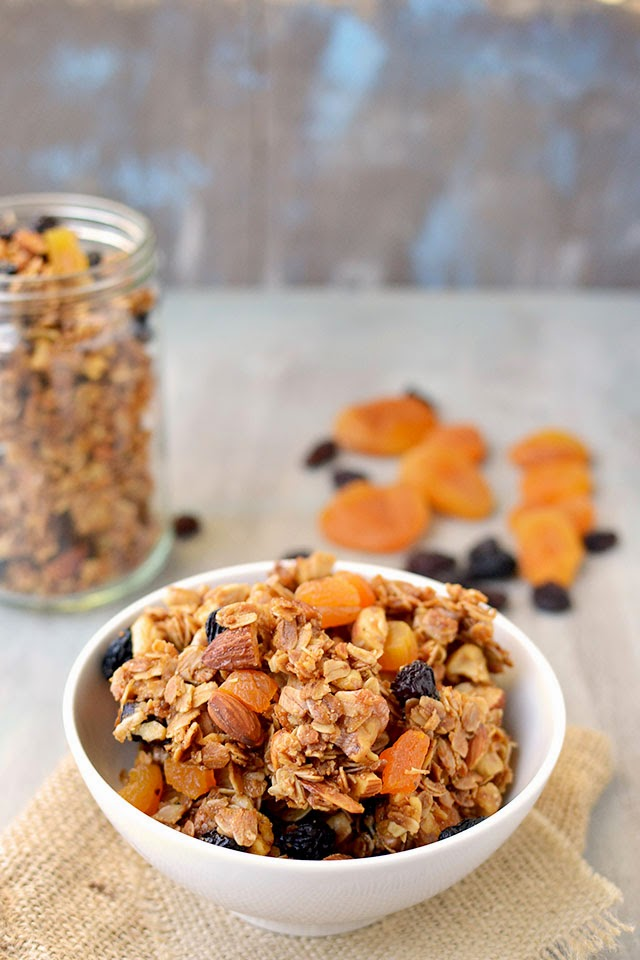 California Granola