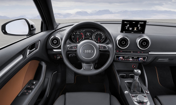 2015 Audi A3 Review and Release Date