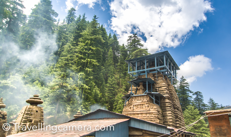 Jageshwar Temple is one of the 12 Jyotirlings and this whole campus has 125 temples. The complex is surrounded by deodar trees on one side and a small village on other side. Over a period of time, lot of shops are built around Jageshwar Mahadev temple.