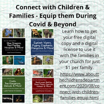 Ask Your Church to Connect During Covid & Beyond