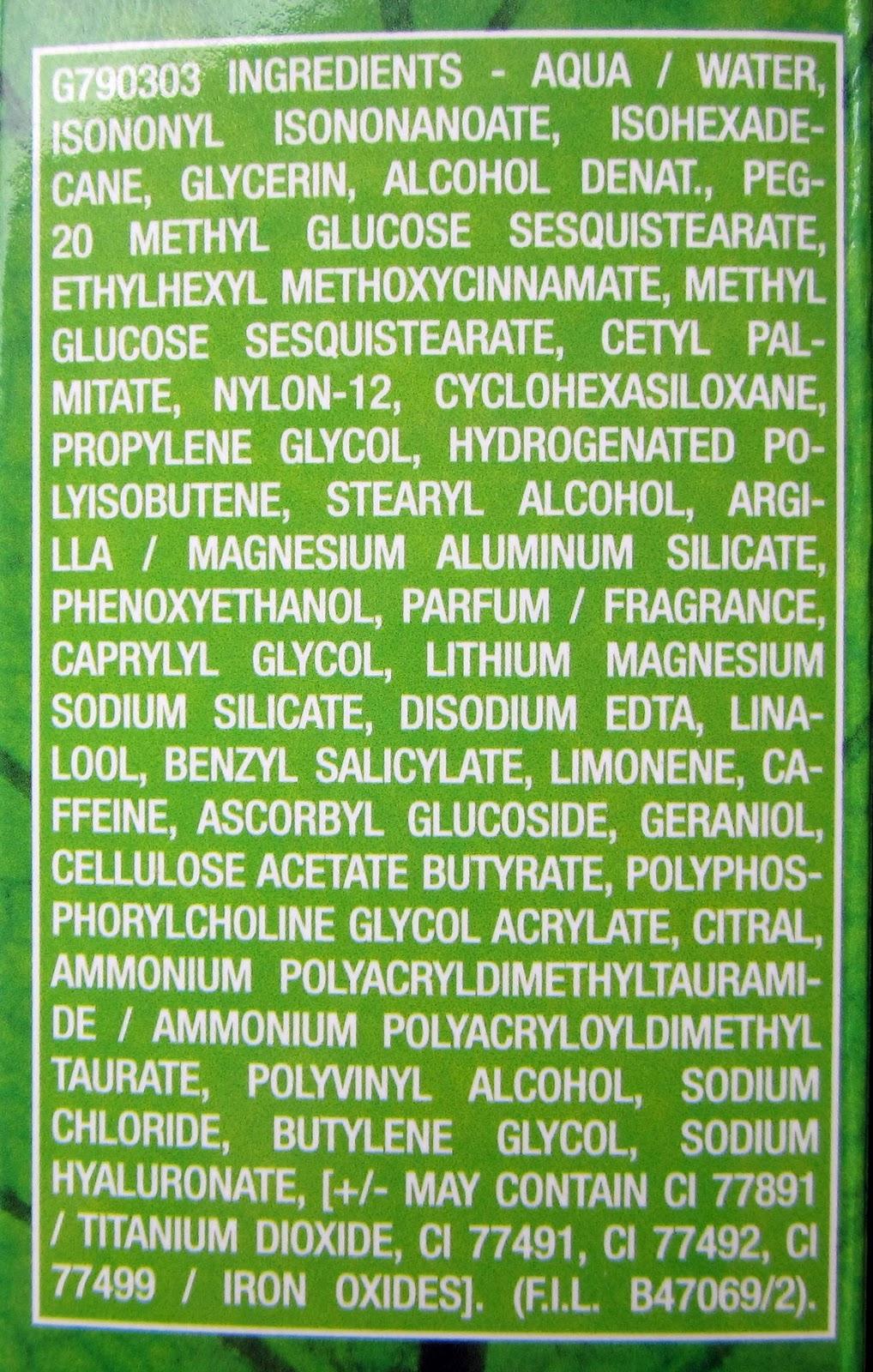 bb cream garnier su formula