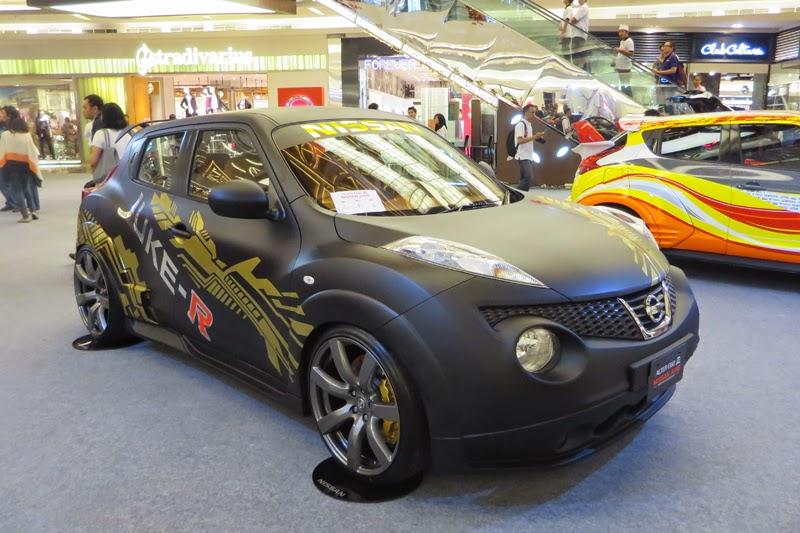 Modifikasi Nissan Juke Terbaru